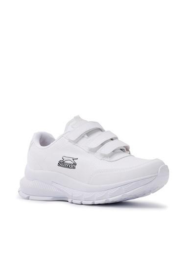 Slazenger Slazenger AFRICA Günlük Giyim Kadın Ayakkabı  Beyaz